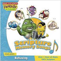 CD Hermie & Friends Scripture Memory Songs BEHAVING*