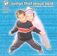 CD Keith & Kristyn Getty - Songs That Jesus Said