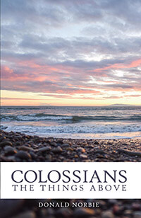 Colossians The Things Above