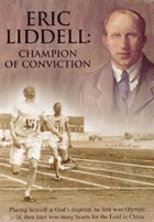 DVD Eric Liddell: Champion of Conviction