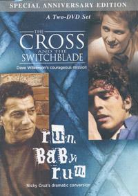 DVD Cross and the Switchblade /Run Baby Run 2 DVD set
