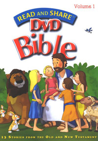 DVD Read and Share Bible Vol 1