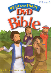 DVD Read and Share Bible Vol 3