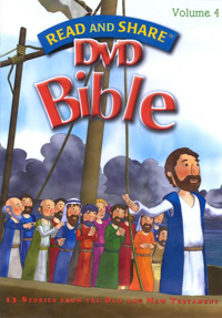 DVD Read and Share Bible Vol 4