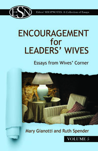 ESN Vol 5 Encouragement For Leaders Wives