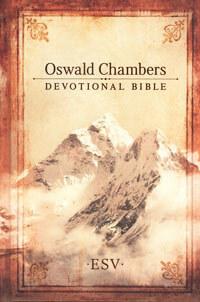 ESV Oswald Chambers Devotional Bible*