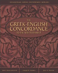 Greek English Concordance to the NT*