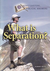 Honest Questions What Is Separation?