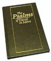 KJV Psalms of David in Metre HC