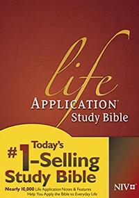 NIV Life Application Study Bible HC