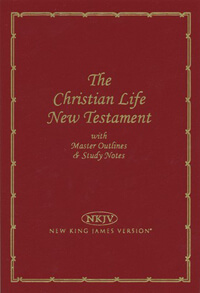 NKJV Christian Life New Testament