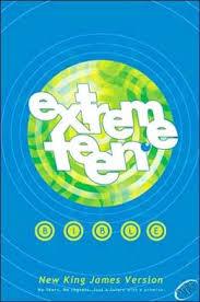 NKJV Extreme Teen Bible Hardcover