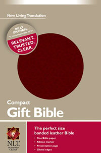NLT Compact Gift Bible Second Edition
