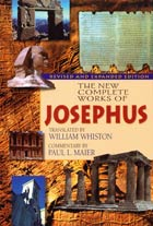 New Complete Works of Josephus HC