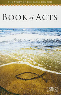 Pamphlet: Book of Acts