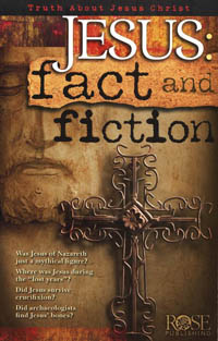 Pamphlet: Jesus Fact & Fiction