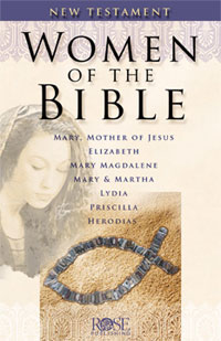 Pamphlet: Women of the Bible NT