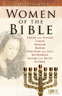 Pamphlet: Women of the Bible OT