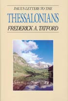 Pauls Letters to the Thessalonians (HC)