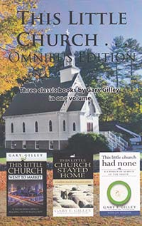 This Little Church Omnibus (3 titles in 1 volume)