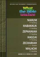 WTBT Nahum Habakkuk Zephaniah Haggai Zechariah Malachi PB