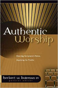Authentic Worship