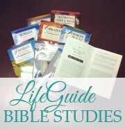 LifeGuide Bible Studies