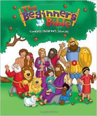 Beginners Bible Timeless Childrens Stories*