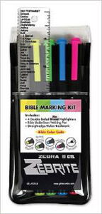 Bible Marking Kit