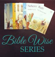 Bible Wise Children's Series