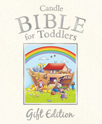 Candle Bible For Toddlers Gift Edition