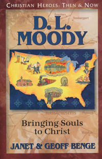 C.H. D.L. Moody Bringing Souls To Christ