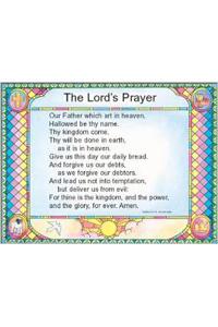 Chart: Lords Prayer / Debts, The (Laminated)