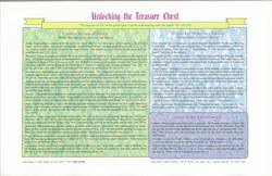 Chart Unlocking the Treasure Chest