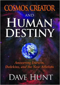 Cosmos Creator and Human Destiny  HC
