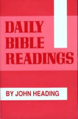 Daily Bible Readings