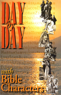 Day by Day: With Bible Characters