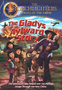 DVD Torchlighters Gladys Aylward Story