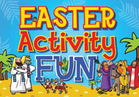 Easter Activity Fun Book