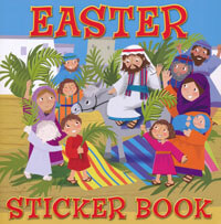 Easter Activity Sticker Book