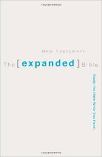 Expanded Bible New Testament HC