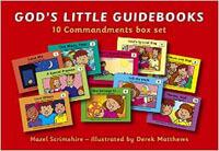 Gods Little Guidebooks Ten Commandments Box Set