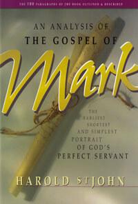 Gospel of Mark, The