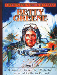 HFYR Betty Greene: Flying High