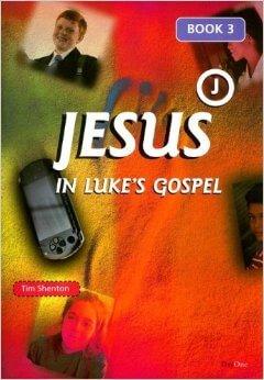 Jesus in Lukes Gospel Book 3