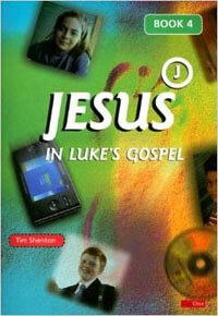 Jesus In Lukes Gospel Book 4