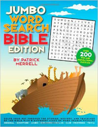 Jumbo Word Search Bible Edition