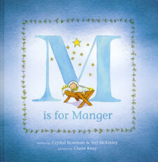 M Is For Manger (Christmas)