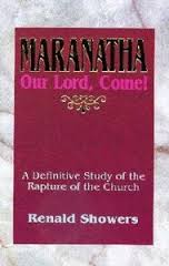 Maranatha: Our Lord Come! Paper