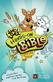 My First Hands On Bible NLT HC